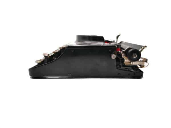 Smith Premier Portable noire USA 1930
