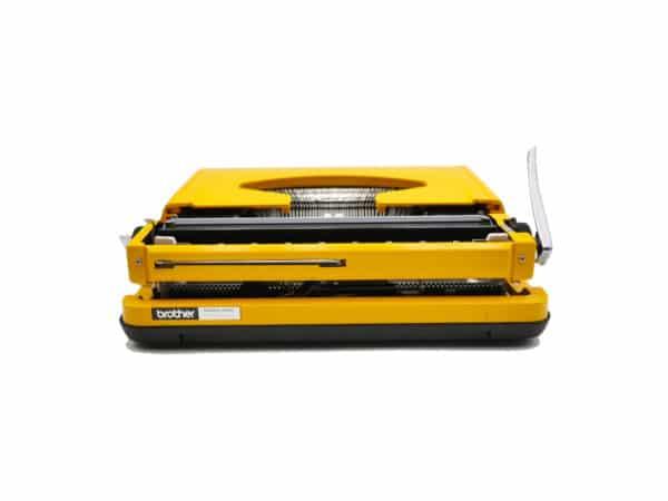 Brother Deluxe 800 jaune révisée ruban neuf