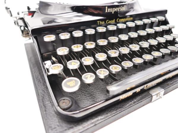 Imperial The Good Companion noire révisée ruban neuf #Iconic