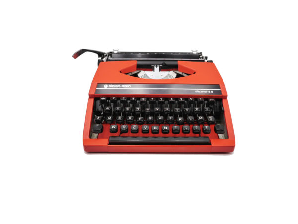 Machine à écrire de Marque Seiko Silver Reed modèle Silverette S